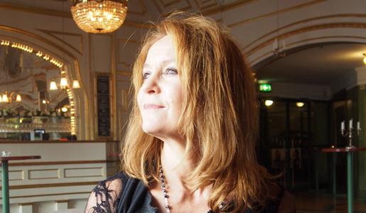 Maria Lundqvist vågar leva i nuet